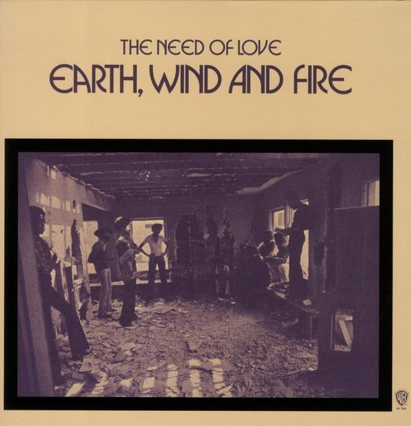 Earth, Wind And Fire* - The Need Of Love (Reissue)Vinyl