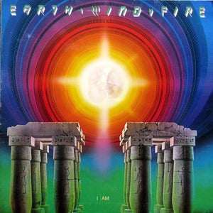 Earth, Wind & Fire - I Am (LP, Album, Gat, Used)Used Records