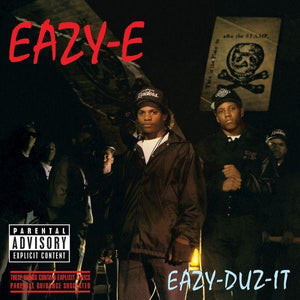 Eazy-E - Eazy Duz It (2LP, Remastered, Reissue)Vinyl