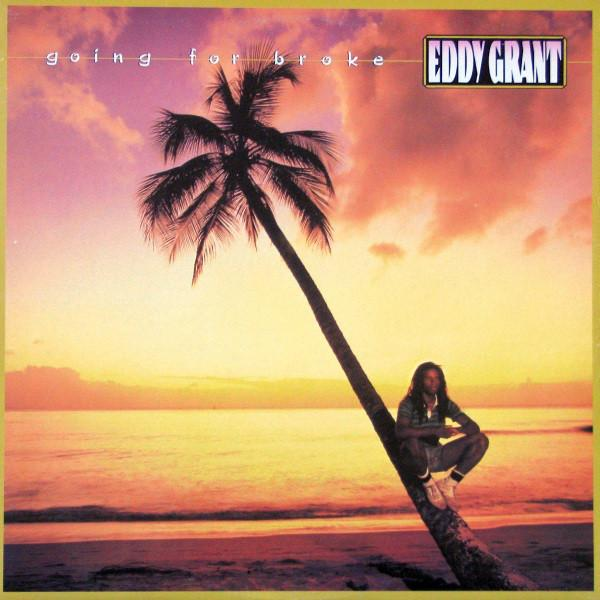 Eddy Grant - Going For Broke (LP, Album, Used)Used Records