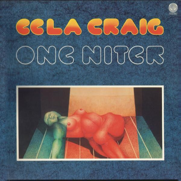 Eela Craig - One Niter (LP, Album, Used)Used Records