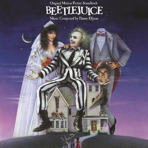 Elfman, Danny - Beetlejuice (Original Motion Picture Soundtrack) (Reissue)Vinyl