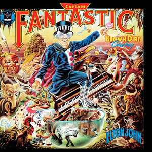 Elton John - Captain Fantastic And The Brown Dirt Cowboy (Reissue)Vinyl