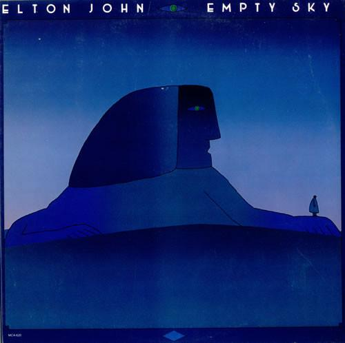 Elton John - Empty Sky (LP, Album, RE, Used)Used Records
