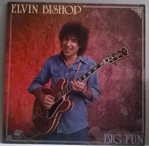 Elvin Bishop - Big Fun (LP, Album, Used)Used Records