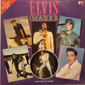 Elvis Presley - Elvis Images (2xLP, Comp, Mono, Used)Used Records