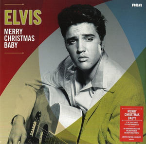Elvis Presley - Merry Christmas Baby (Limited Edition)Vinyl
