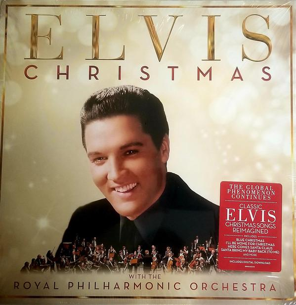 Elvis With The Royal Philharmonic Orchestra - Christmas With Elvis And The Royal Philharmonic OrchestraVinyl
