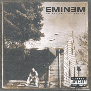 Eminem - The Marshall Mathers LP (2LP, Reissue)Vinyl