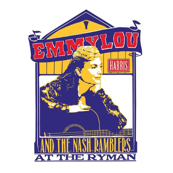 Emmylou Harris And The Nash Ramblers - At The Ryman (2LP, Reissue, Remastered)Vinyl