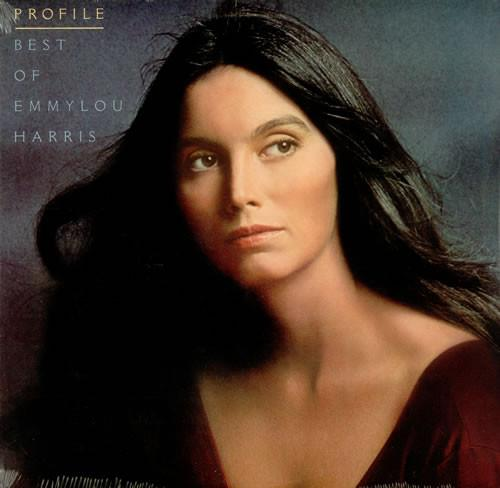 Emmylou Harris - Profile / Best Of Emmylou Harris (LP, Comp, Jac, Used)Used Records