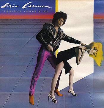 Eric Carmen - Tonight You're Mine (LP, Album, Promo, Used)Used Records