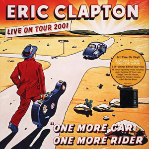 Eric Clapton - One More Car One More Rider (Live On Tour 2001) (3LP)Vinyl