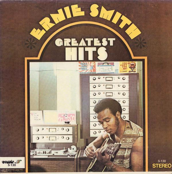 Ernie Smith - Greatest Hits (LP, Album, Used)Used Records