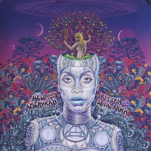 Erykah Badu - New Amerykah Part Two: Return Of The Ankh (2LP)Vinyl