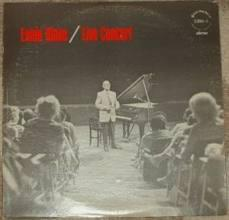 Eubie Blake - Live Concert (LP, Album, Used)Used Records