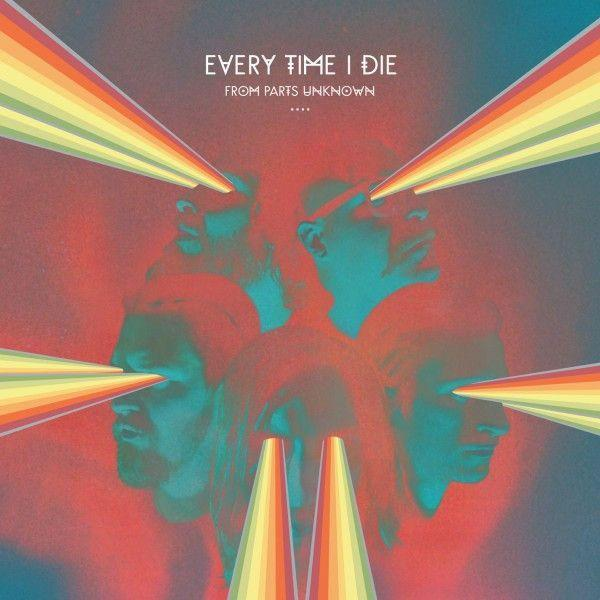 Every Time I Die - From Parts UnknownVinyl
