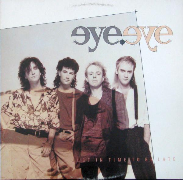 Eye Eye - Just In Time To Be Late (LP, Album, Used)Used Records