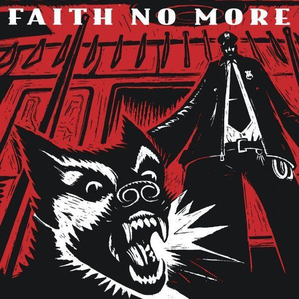 Faith No More - King For A Day Fool For A Lifetime (2LP, 180 gram, Reissue)Vinyl