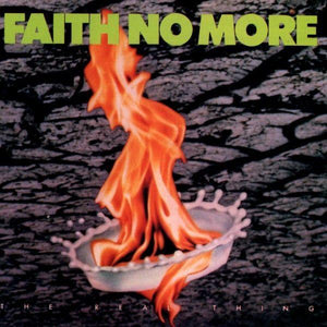 Faith No More - The Real Thing (180 gram, Reissue)Vinyl