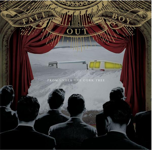 Fall Out Boy - From Under The Cork Tree (2LP, Reissue)Vinyl