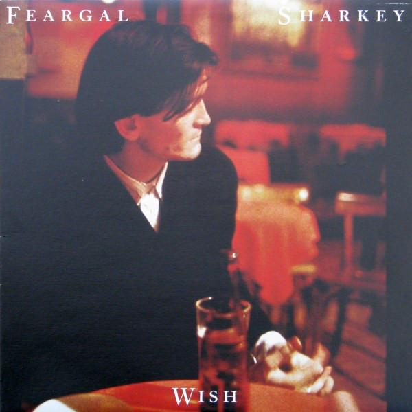 Feargal Sharkey - Wish (LP, Album, Used)Used Records