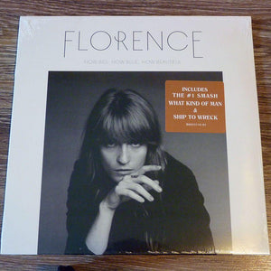 Florence And The Machine - How Big How Blue How Beautiful (2LP)Vinyl