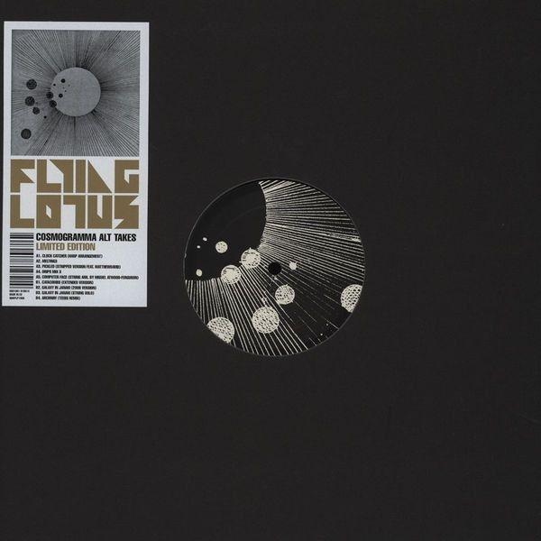 Flying Lotus - Cosmogramma Alt Takes (Limited Edition)Vinyl