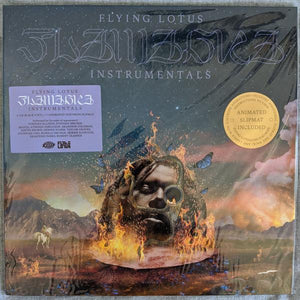 Flying Lotus - Flamagra Instrumentals (2LP)Vinyl