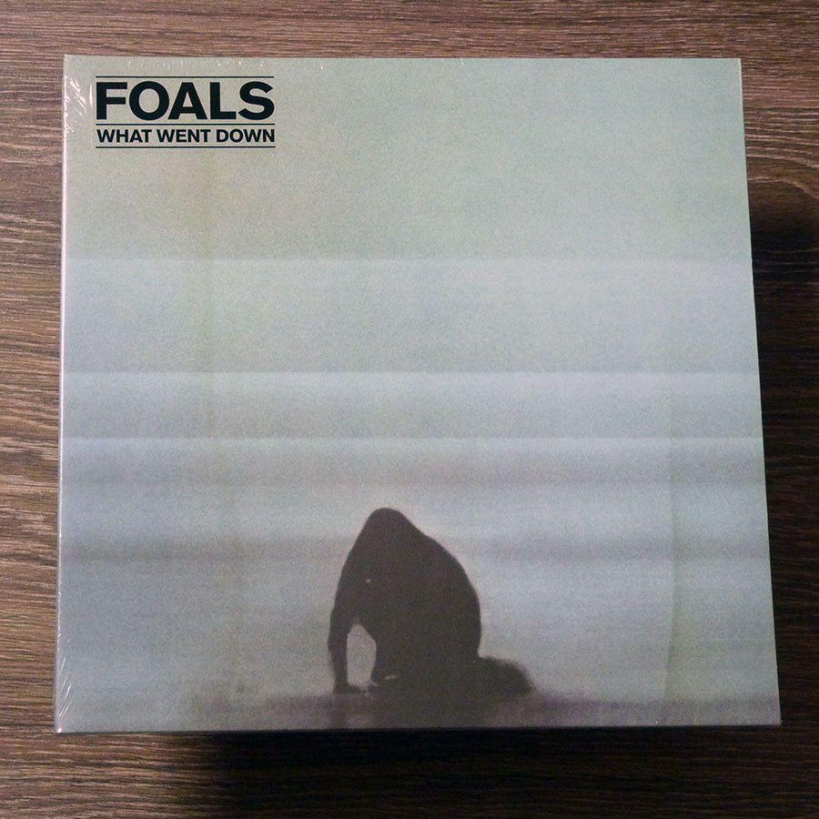 Foals - What Went Down (180 gram)Vinyl