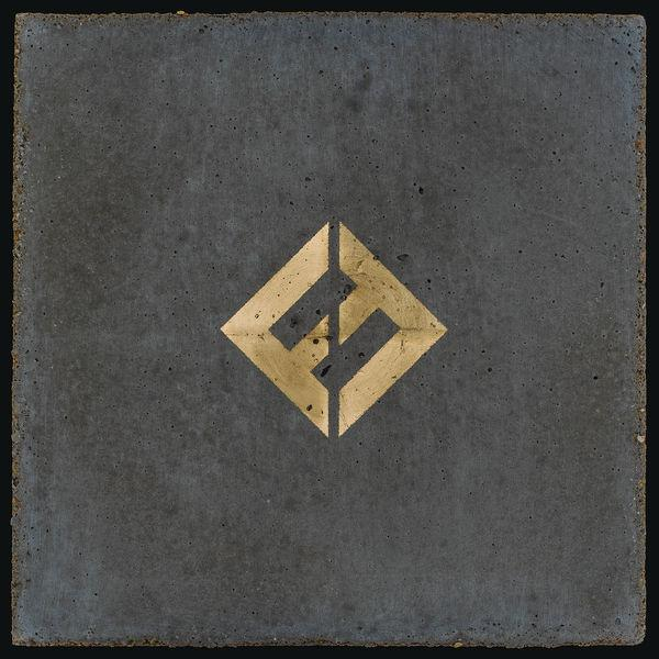 Foo Fighters - Concrete And Gold (2LP, Etched)Vinyl