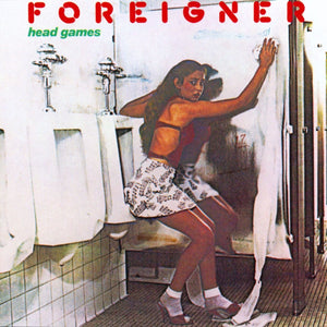 Foreigner - Head Games (Limited Edition, Picture Disc, Reissue)Vinyl