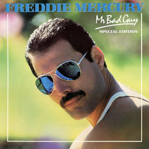 Freddie Mercury - Mr. Bad Guy (Reissue)Vinyl