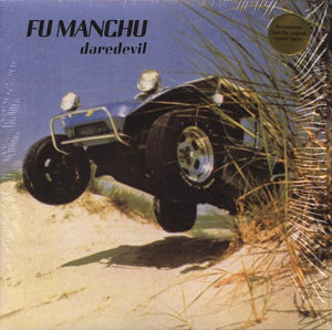 Fu Manchu - Daredevil (Reissue, Remastered)Vinyl
