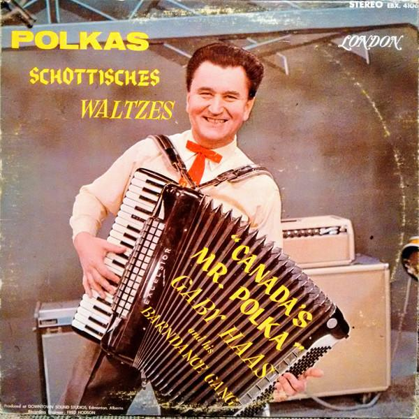 Gaby Haas - Polka's, Schottisches, Waltzes (LP, Album, Used)Used Records