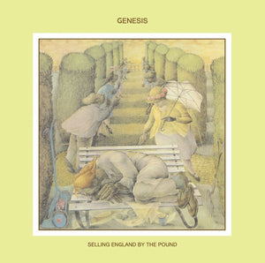 Genesis - Selling England By The Pound (Remastered)Vinyl