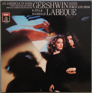George Gershwin - An American In Paris - Fantasy On Porgy And Bess (LP, Album, Used)Used Records