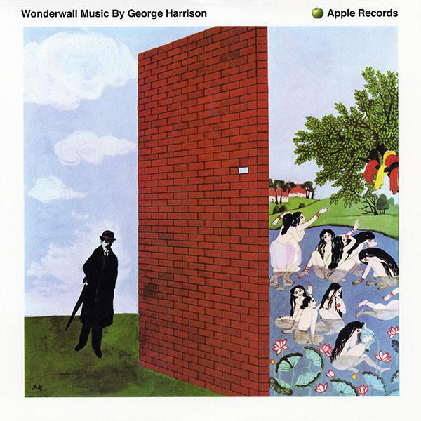 George Harrison - Wonderwall Music (Reissue, Remastered)Vinyl