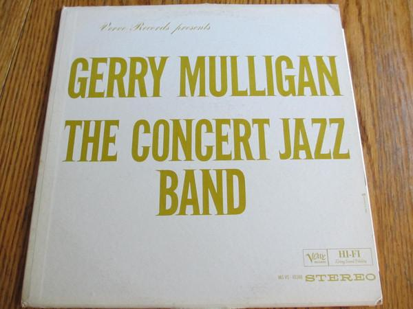 Gerry Mulligan - The Concert Jazz Band (LP, Album, Used)Used Records