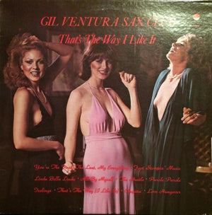 Gil Ventura - That's The Way I Like It (LP, Album, Used)Used Records