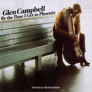 Glen Campbell - By The Time I Get To Phoenix (Reissue)Vinyl