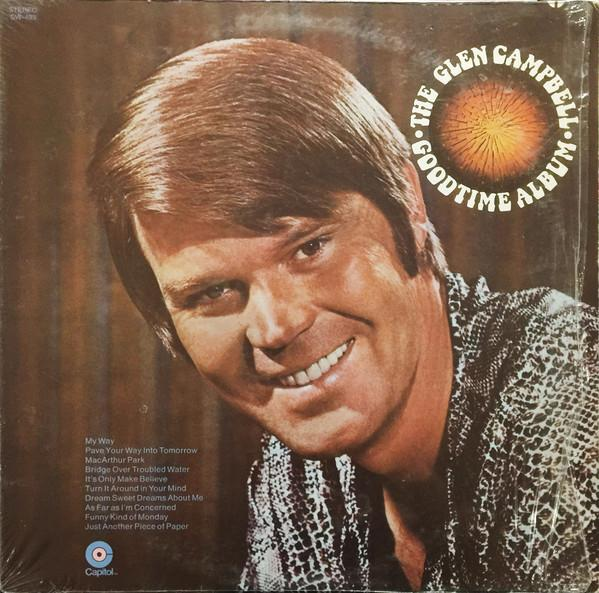Glen Campbell - The Goodtime Album (LP, Album, Used)Used Records