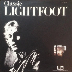 Gordon Lightfoot - Classic Lightfoot (The Best Of Lightfoot / Volume 2) (LP, Comp, Used)Used Records