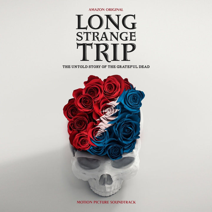 Grateful Dead - Long Strange Trip (The Untold Story Of The Grateful Dead) (Motion Picture Soundtrack) (2LP)Vinyl