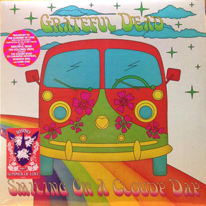 Grateful Dead - Smiling On A Cloudy Day (Remastered)Vinyl