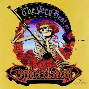Grateful Dead, The - The Very Best Of The Grateful Dead (2LP, 180 gram, Remastered)Vinyl