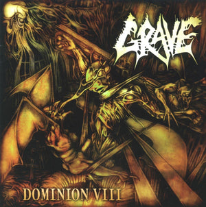 Grave - Dominion VIII (Reissue, Remastered)Vinyl