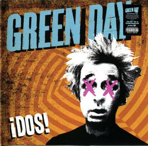 Green Day - ¡DOS! (Limited Edition)Vinyl
