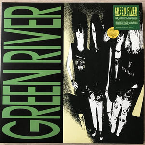 Green River - Dry As A Bone (2LP, Deluxe Edition, Reissue)Vinyl