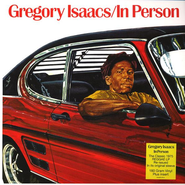 Gregory Isaacs - In Person (Repress)Vinyl